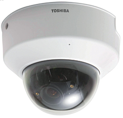 Security Camera: Toshiba Surveillance & IP Video Products Group