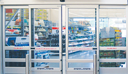 Automatic Sliding Door System: Stanley Access Technologies