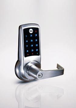 Digital Lockset: Yale Commercial Locks and Hardware