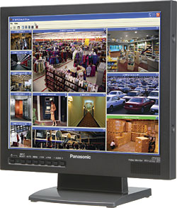 Security Video Controller: Panasonic Security Systems