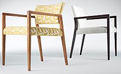 Chair: The Gunlocke Co.