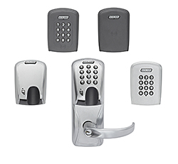 Electronic Locks: Schlage