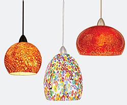 LED Pendant: W.A.C. Lighting