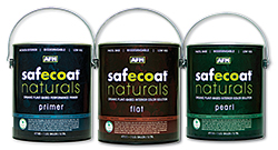 Safecoat Naturals Coatings: AFM