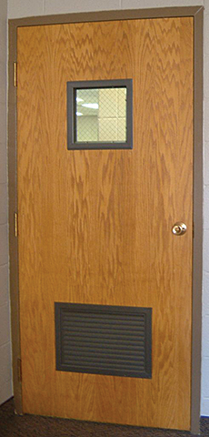 Facilities Management Doors Amp Hardware Fire Door Window