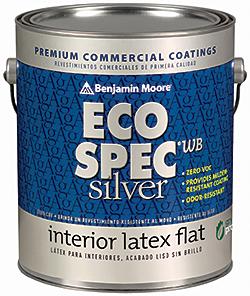 Eco Spec WB Silver: Benjamin Moore & Co.