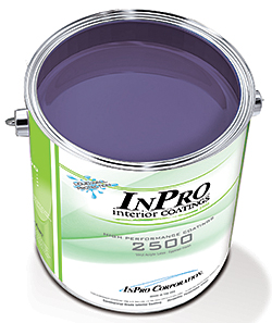 Interior Wall Coating: InPro Corp.