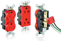 Power Outlets: Leviton Manufacturing Co. Inc.