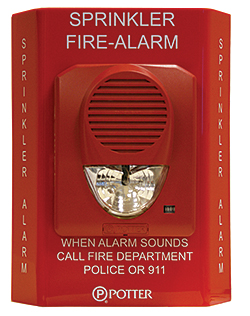Fire Alarms: Potter Electric Signal Co.