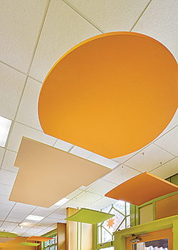 Acoustical Ceiling: Armstrong Ceiling Systems