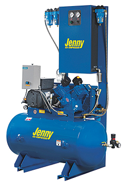 Air Compressors: Jenny Products Inc.