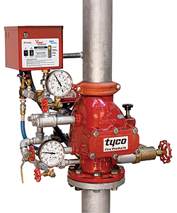 Dry Pipe Accelerator: Tyco Fire Suppression & Building Products