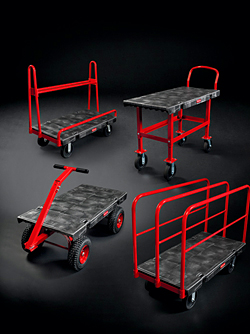 Material Handling Cart: Rubbermaid Commercial Products