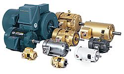 Motor: Baldor Electric Co.