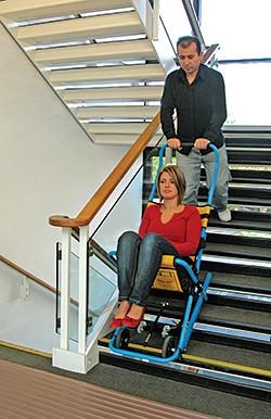 Evacuation Chair: EVAC+CHAIR Corp.