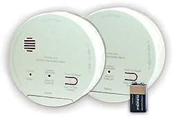 Smoke/Carbon Monoxide Alarm: Gentex Corp.