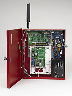 Fire Alarm Communicator: Honeywell Power Products