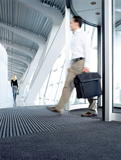 Entrance System: Forbo Flooring