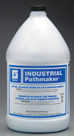 Industrial Pathmaker Cleaner: Spartan Chemical Co. Inc.