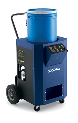 Scale Removal System: Goodway Technologies Corp.