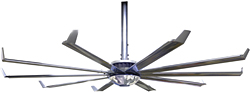 Ceiling Fan: Big Ass Fans