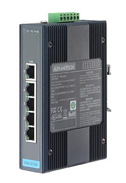 Ethernet Switches: Advantech eAutomation Group