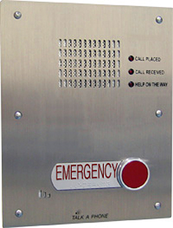 Emergency Phones: Talk-A-Phone Co.