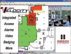 Security Management System Software: Hirsch Electronics Corp.