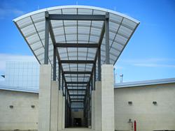 Translucent Canopy: CPI Daylighting Inc.
