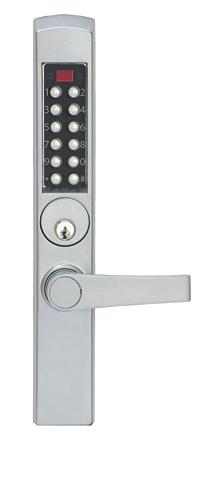 Narrow Stile Locks: Kaba ADS Americas