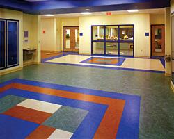 Marmoleum Composition Tile: Forbo Flooring