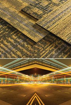 Modular and Broadloom Carpet: Bigelow Commercial
