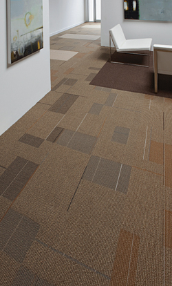 Carpet Tile: Tandus
