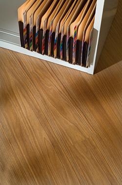 Laminated Flooring: Wilsonart Commercial Flooring