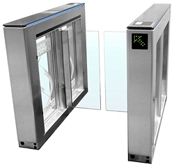 Optical Turnstile Cabinets: Alvarado Manufacturing Co.