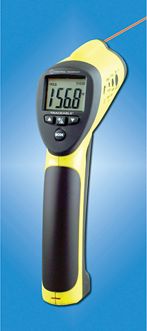 Infrared Thermometer Gun: Control Co.