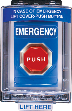Emergency Push Button: Safety Technology International Inc. (STI)