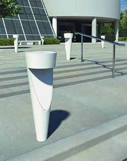 Bollards: U.S. Architectural Lighting