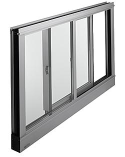 Sliding Window: Kawneer Co. Inc.