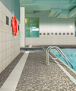 Porcelain Mosaic Tiles: Dal-Tile Corp.