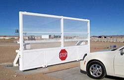 Vehicle Control Gate: Delta Scientific