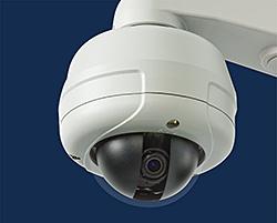 Mini Dome Cameras: Pelco