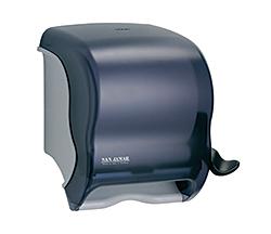 Compact Roll Paper Dispenser: San Jamar