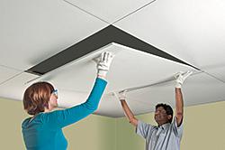 Ceiling Panels: Decoustics Ltd.