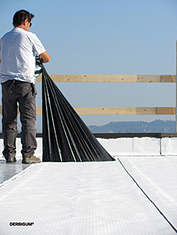 Roofing: DERBIGUM Americas Inc.
