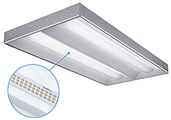 LED Luminaire: Lithonia Lighting