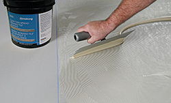 Moisture Resistant Adhesives: Armstrong Commercial Flooring