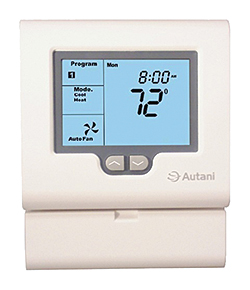 Wireless Building Automation System: Autani