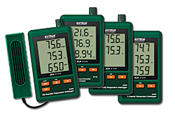 Dataloggers: Extech Instruments