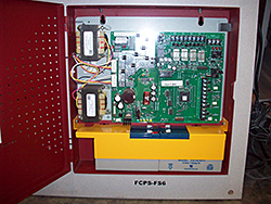 Fire Panel Seismic Kit: Fire-Lite Alarms